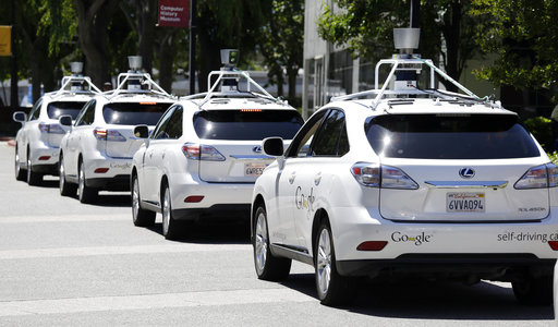 US House sends self-driving auto bill to the Senate