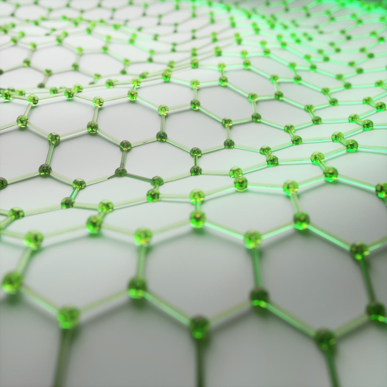 Advanced Functional Materials: Molecular Diffusion Drives Graphite