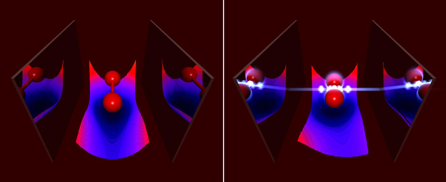 How photons change chemistry