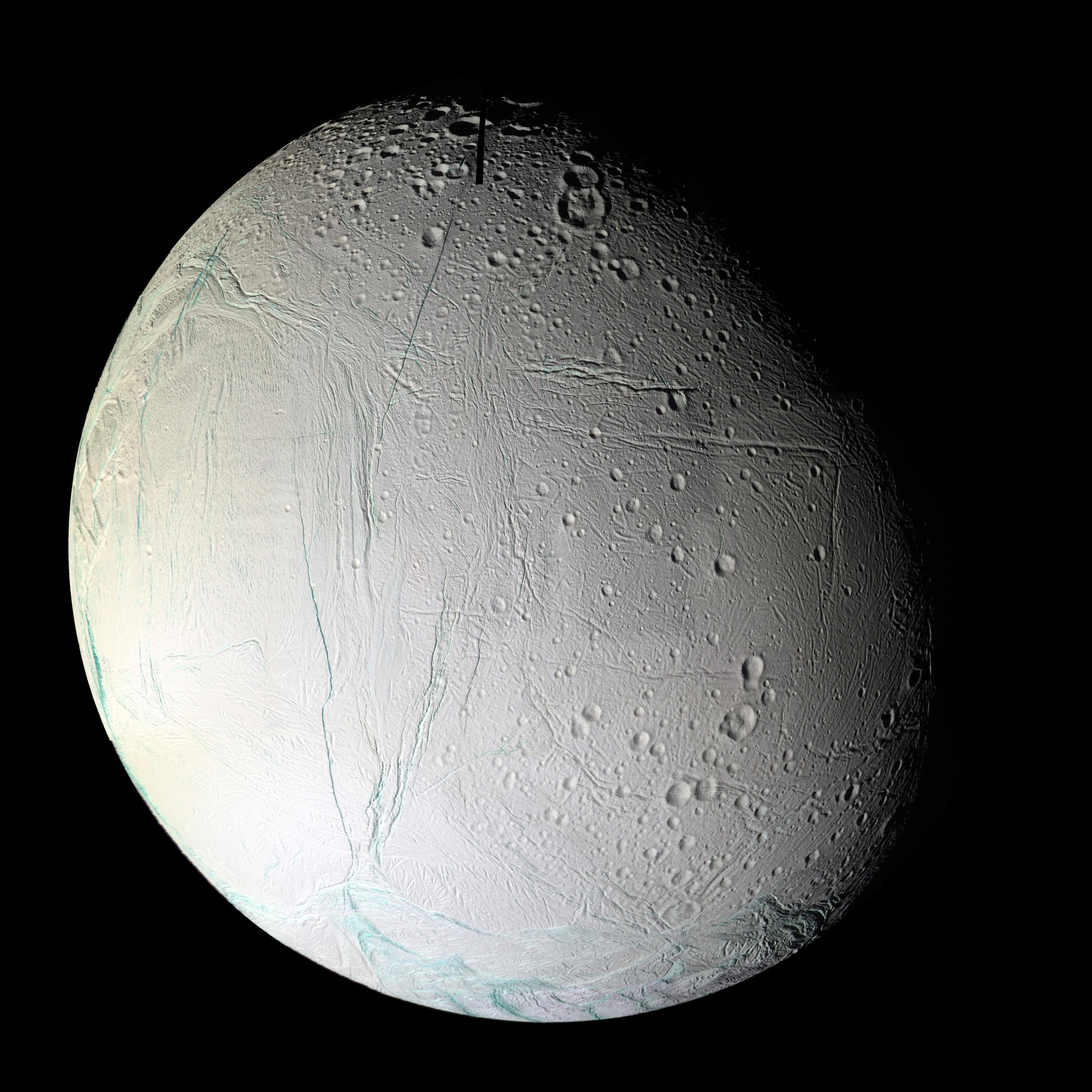 Hydrothermal Vent Experiments Bring Enceladus To Earth