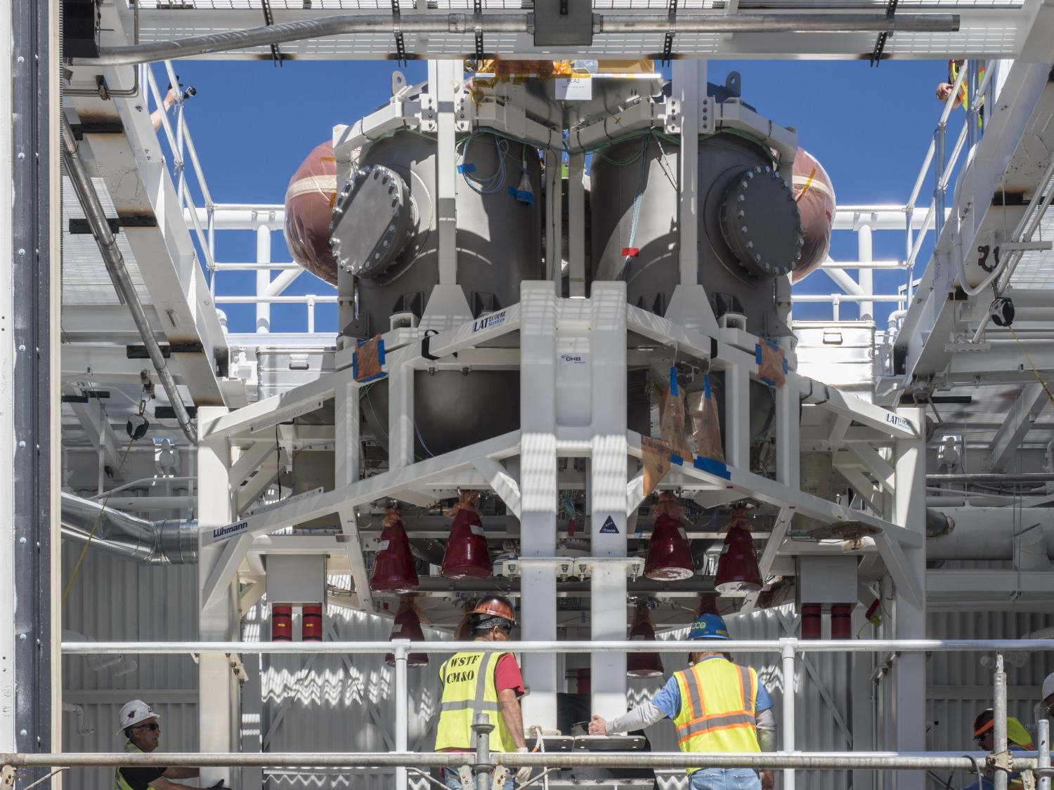 Image: Orion spacecraft progresses with installation of ...