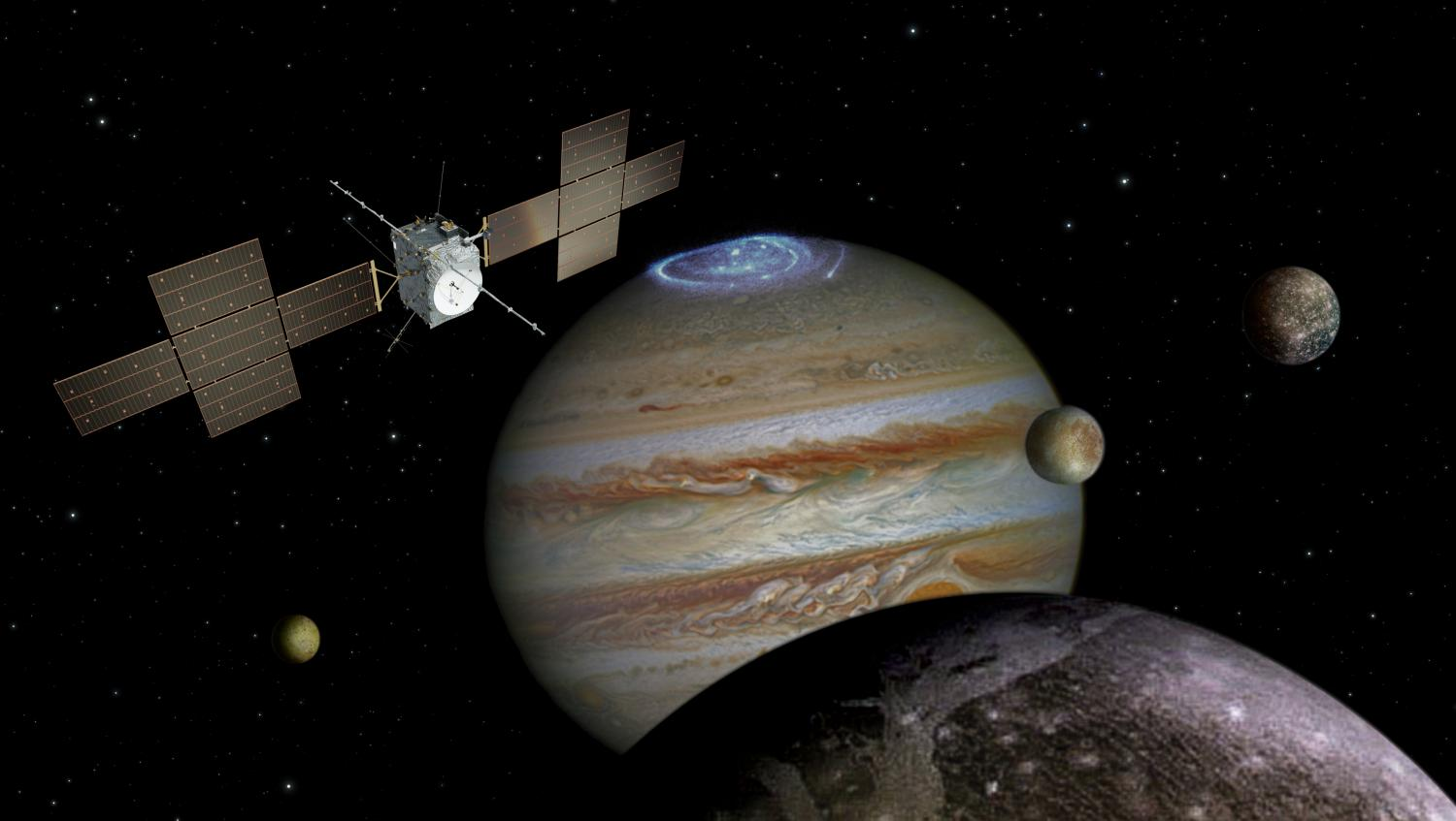 spacecraft to jupiter - photo #36