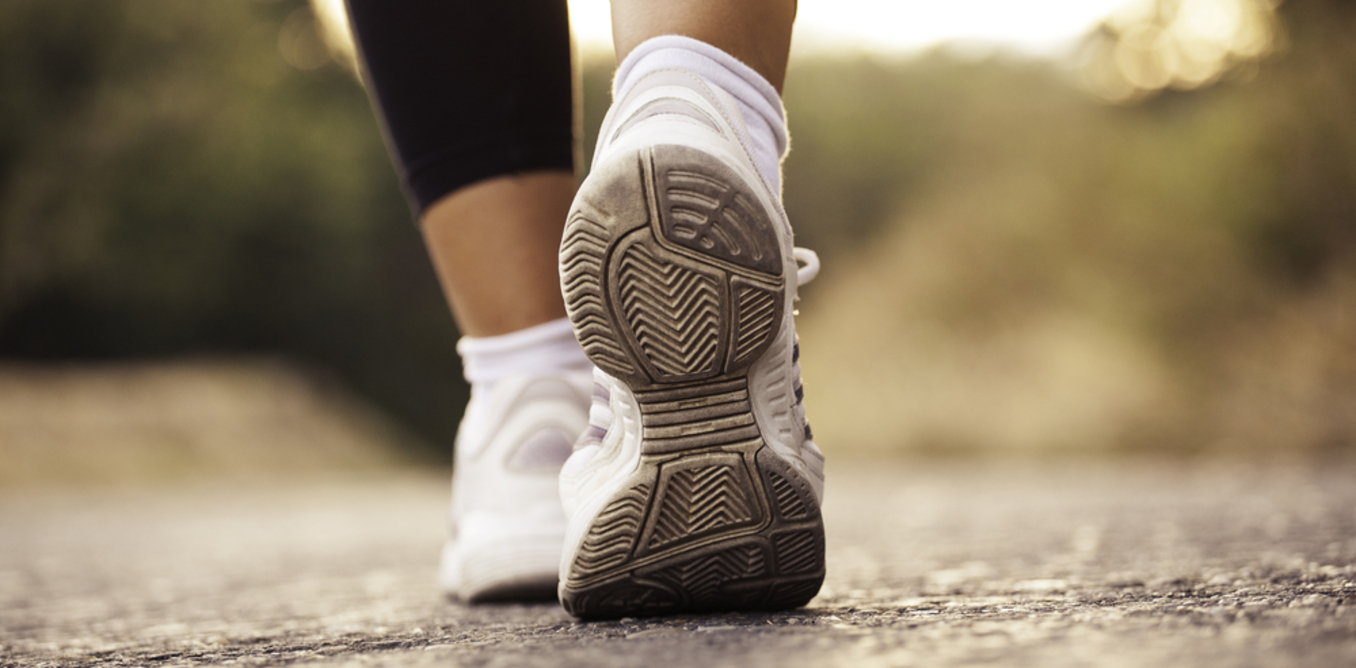 is walking sufficient cardiovascular exercise