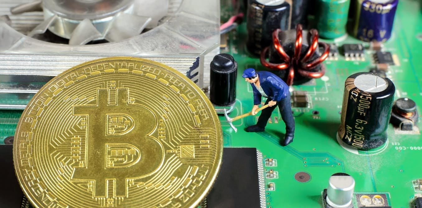 Is Your Computer Secretly Mining Bitcoin Alternatives A Guide To Messages For Friends Images Diagram Of Motherboard With Labels Cryptojacking