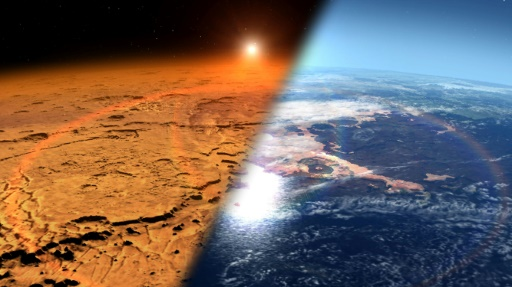 Martian soil makes the planet less hospitable, study suggests