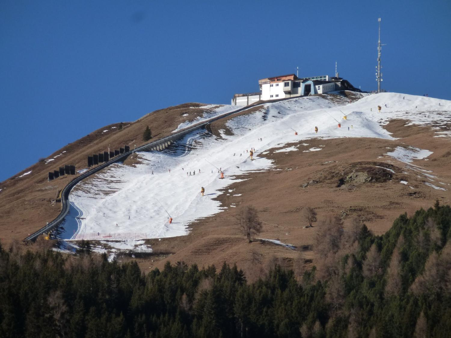 Scientists Predict the Alps Will Lose 70 Percent of Its Snow by 2100 recommend