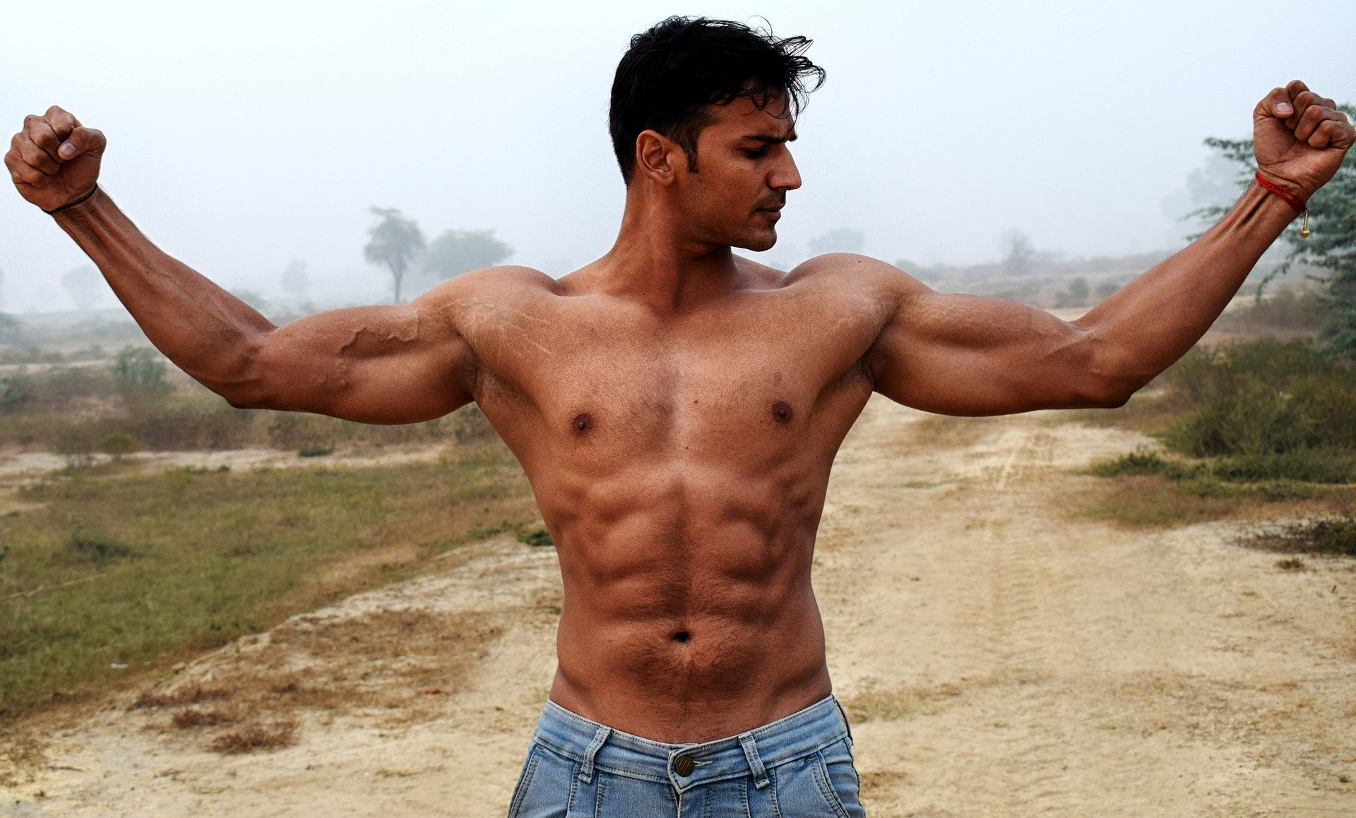 Upper Body Strength Key Factor In Mens Bodily Attractiveness-3557
