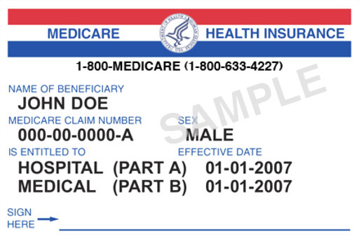 CMS is replacing 58M Medicare ID cards: 3 things to know