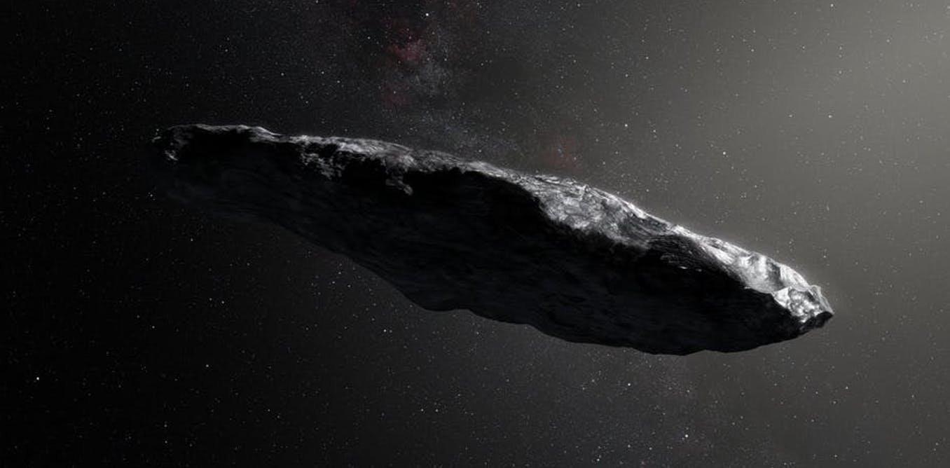 alien cigar \u0027asteroid\u0027 is actually an interstellar lump of ice ...