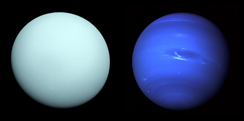 Nasa Completes Study Of Future  U0026 39 Ice Giant U0026 39  Mission Concepts