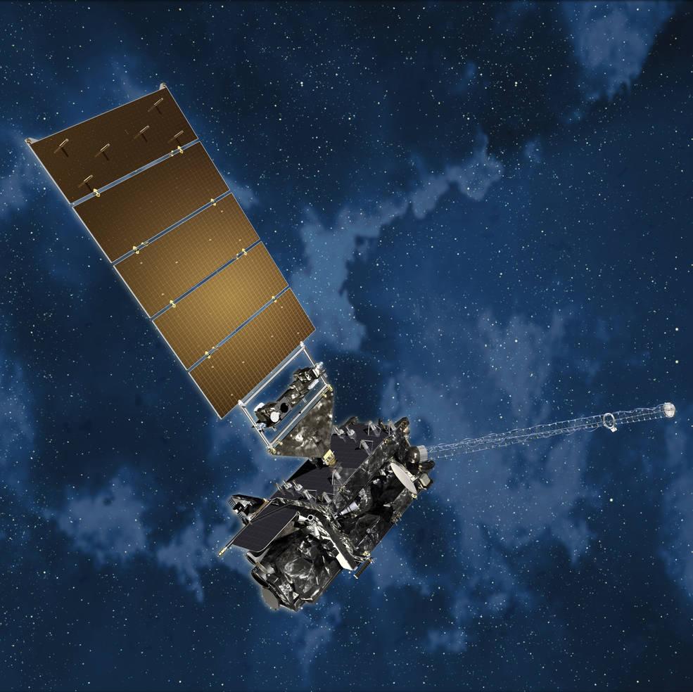 nasa live satellite - 865×687
