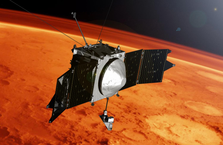 maven space probe to mars november 18 2017 - photo #28