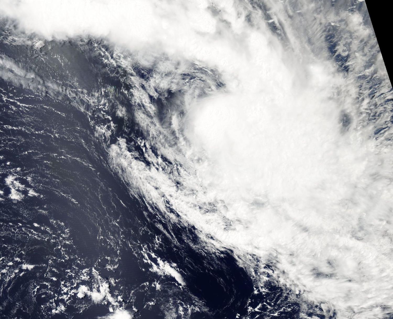 NASA spies Tropical Cyclone Bart's end