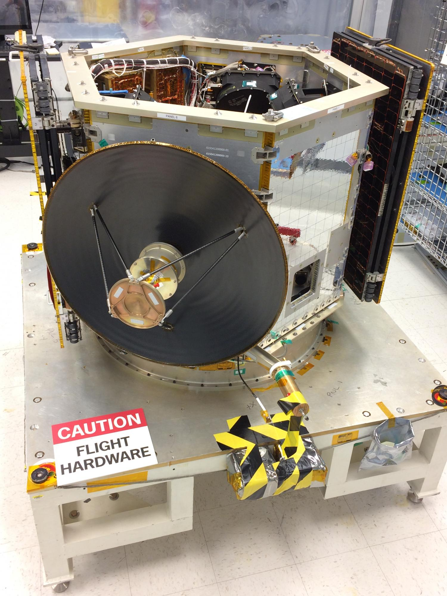TESS mission to discover new planets moves toward launch