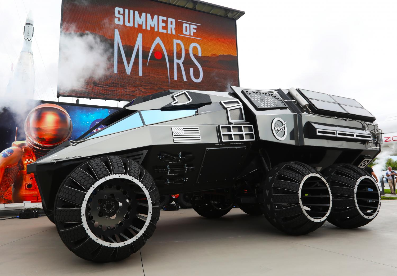space engineers mars rover - photo #30