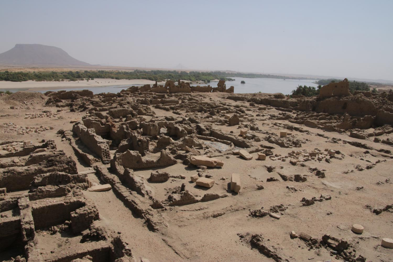 Archaeologists have found the tomb of an unknown Pharaoh