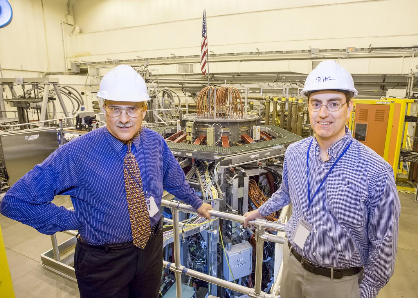This research was reported in a paper published in physics of plasmas in february 2017 and received funding from the doe s office of science fusion energy