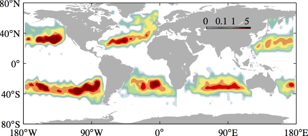 Study helps explain how garbage patches form in the worlds oceans new study helps explain how garbage patches form in the worlds oceans gumiabroncs Images