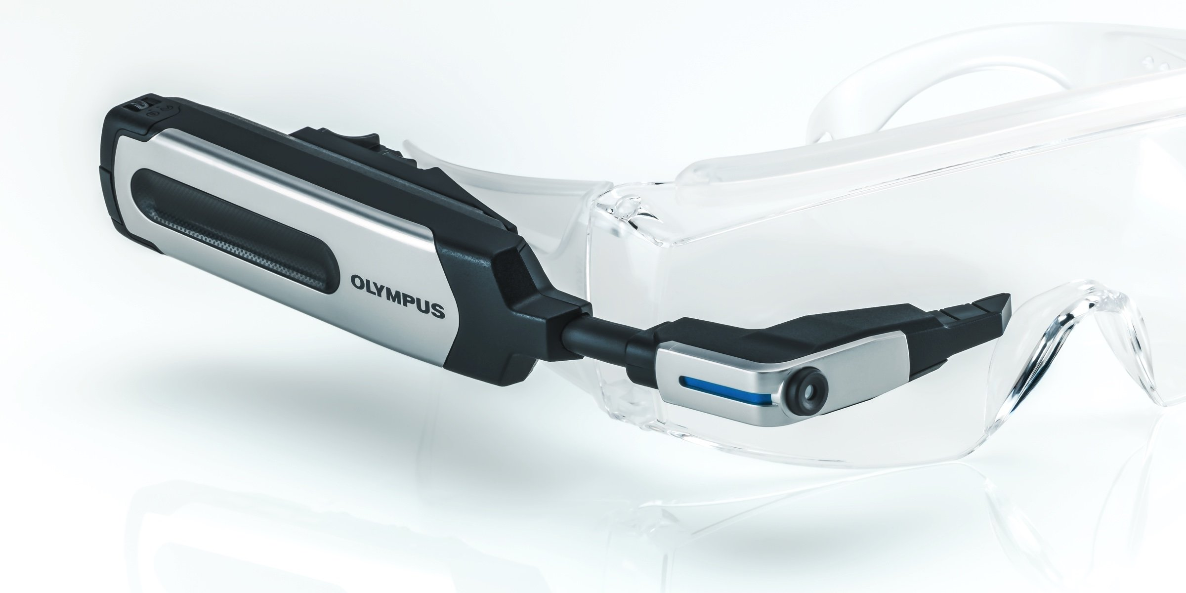 Olympus Is Down To Business With Smart Glasses For Work Sites