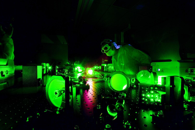 One Billion Suns: Worldu0027s Brightest Laser Sparks New Behavior In Light