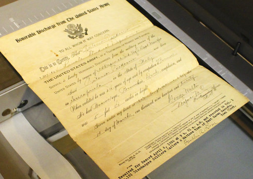 artifacts of the great war for the digital age