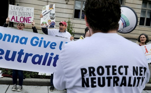 FCC website hit by attacks after 'net neutrality' proposal
