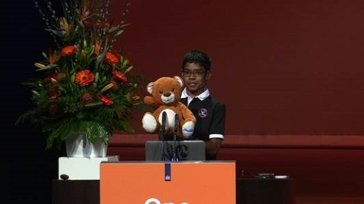 Cyber kid stuns experts by 'weaponising' smart toys