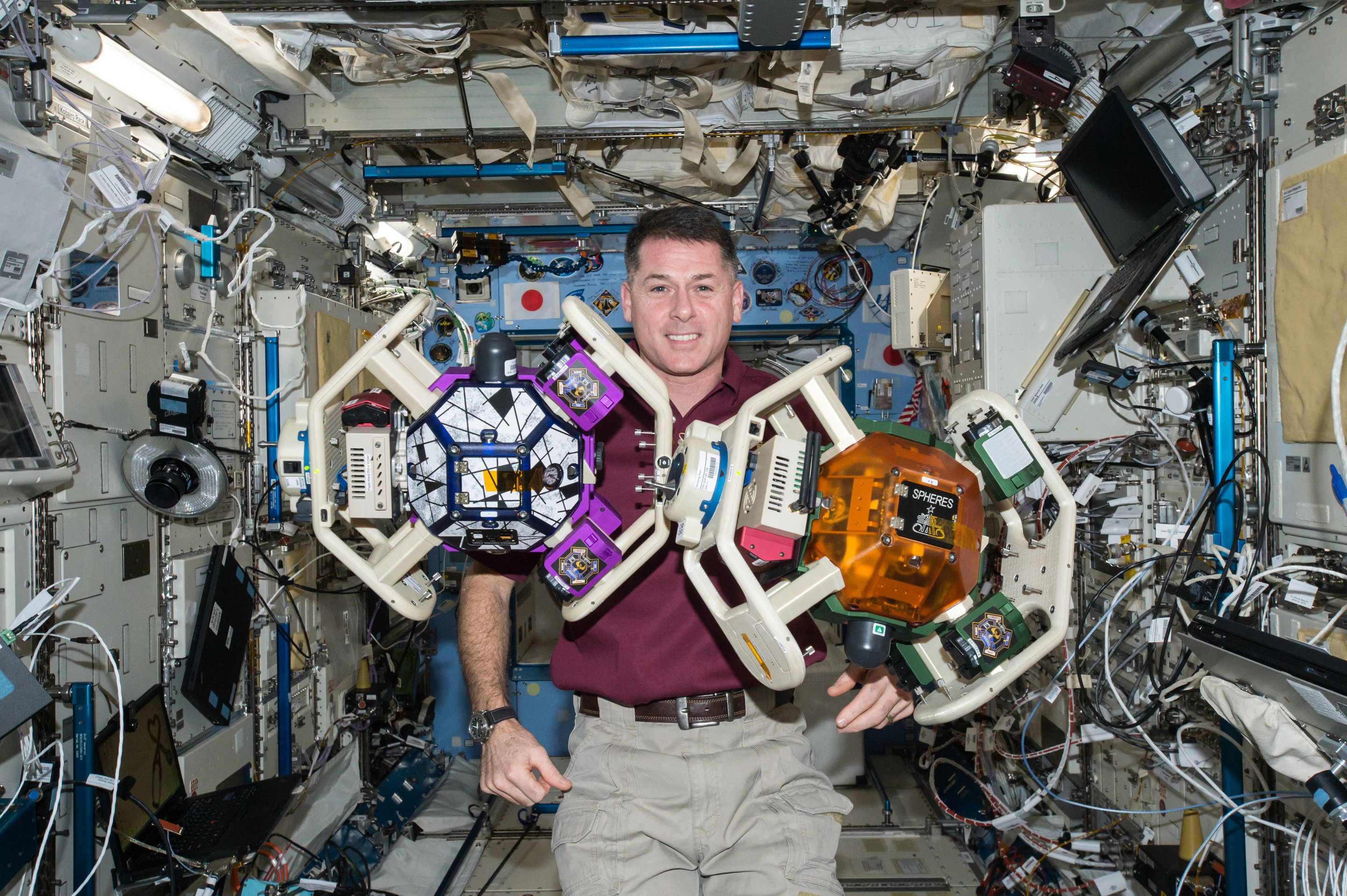 on international space station robot - photo #23