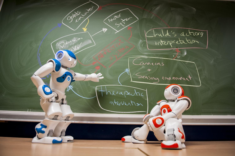 helping robots