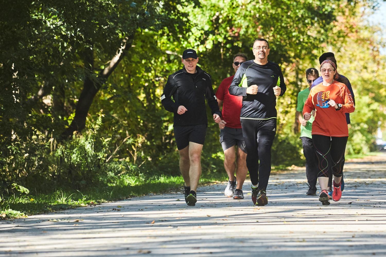 Running Room Walking Program
