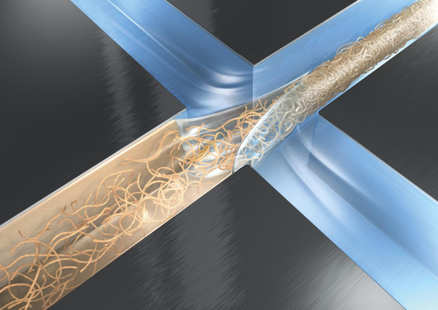 Scientists spin artificial silk from whey protein