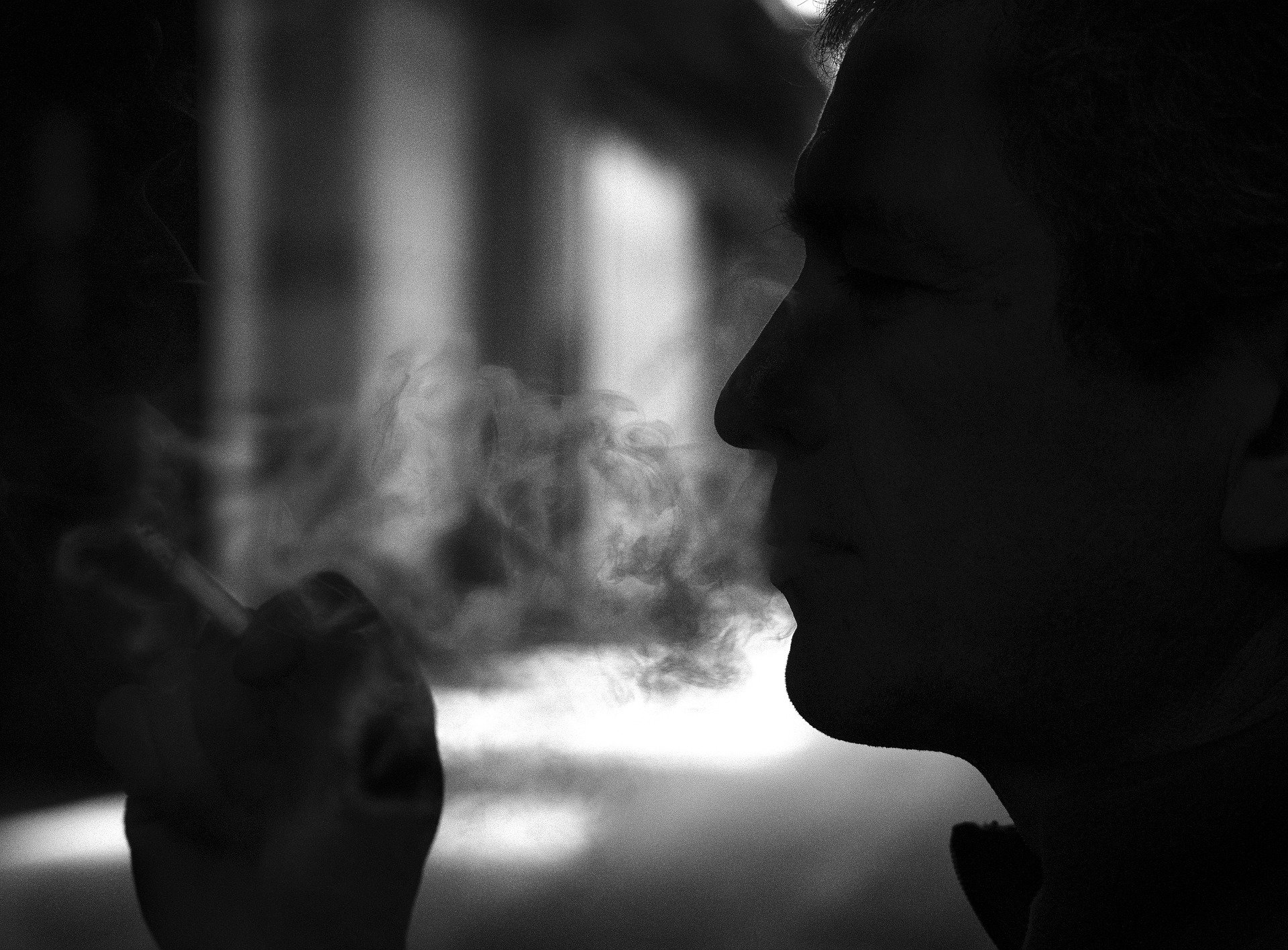 Image result for Smoking tied to higher risk of hearing loss: study
