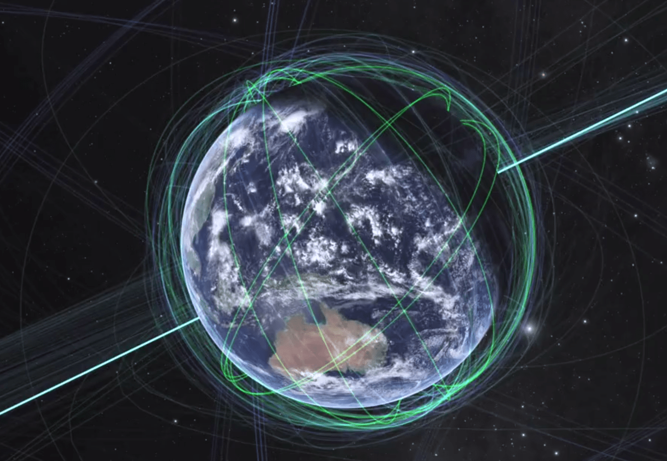 Spacex details plans to launch thousands of internet for Internet plante