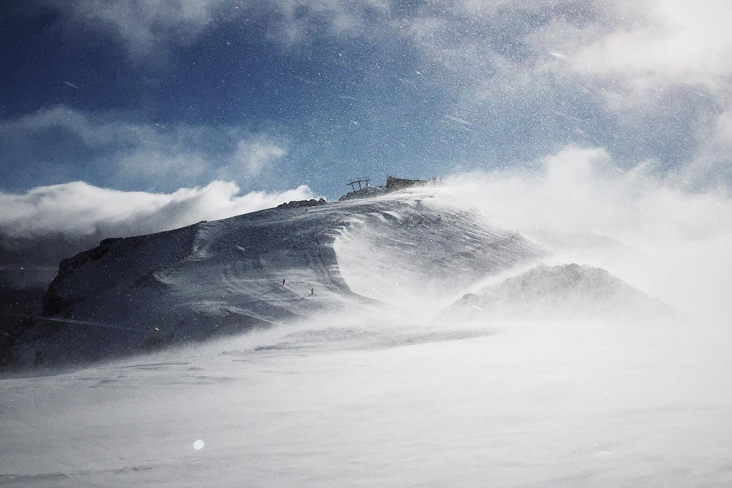 Storms filled 37 percent of CA snow-water deficit