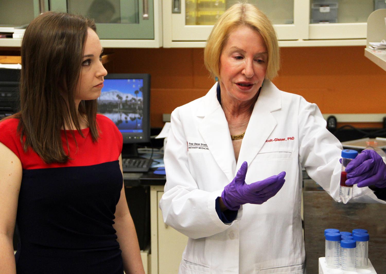 Janice Kiecolt-Glaser, PhD