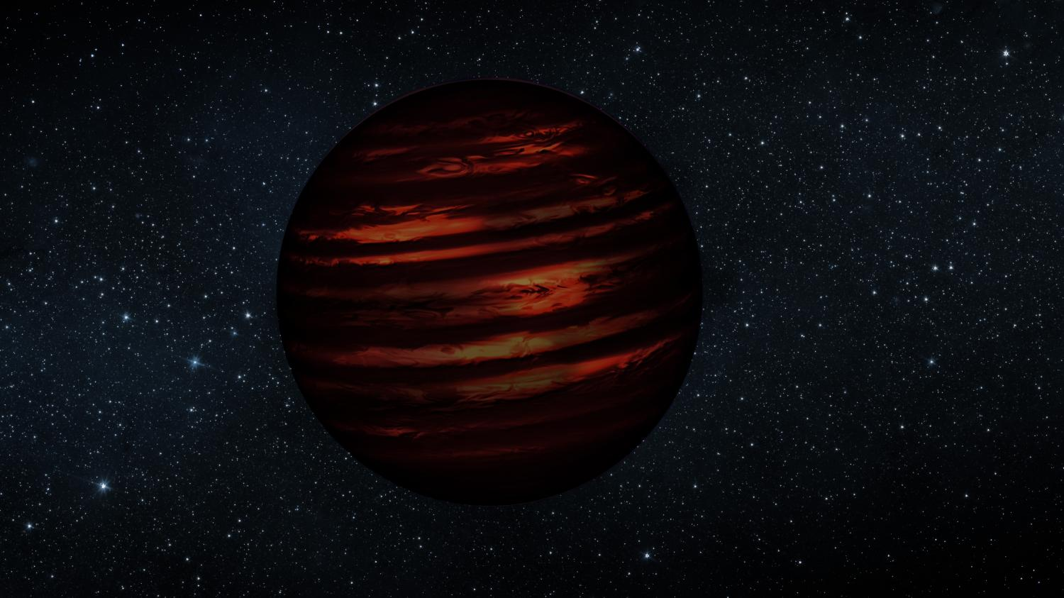 what are brown dwarf stars - photo #18