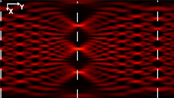 Optical lens can transfer digital information without loss