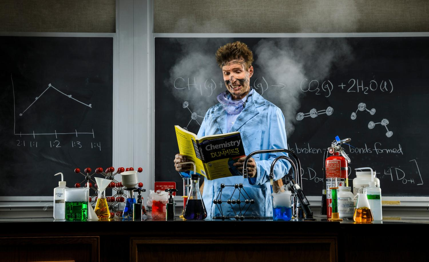 the new science teacher The exhausting life of a first-year science teacher  is the second story in a three-part series about teacher preparation and whether programs are doing enough to prepare new teachers to take .