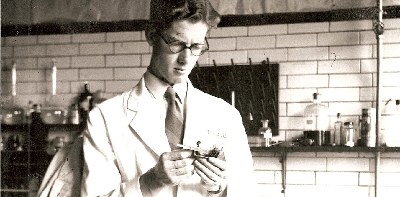 photo image The forgotten scientist who paved the way for the discovery of DNA's structure