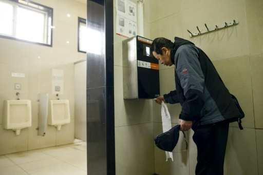 face recognition flushes out china s toilet paper crooks