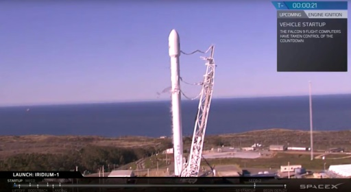 SpaceX Launches, Lands Rocket for First Time Since September Blast