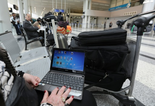 US and British bans on laptops on certain commercial flights is a hot topic at the International Air Transport Association (IATA