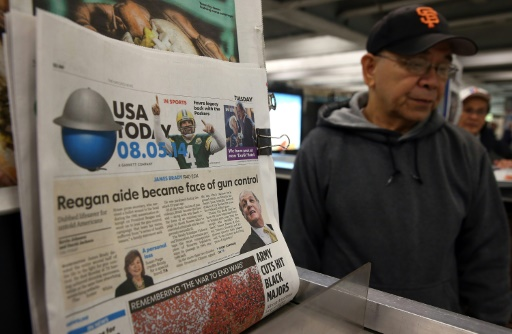 Newspapers Seek Congress' Help In Dealing With Facebook, Google