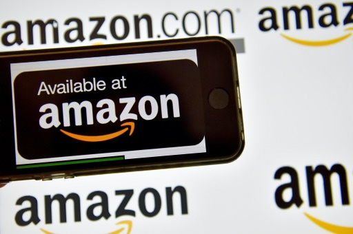 Amazon records slump in quarterly income