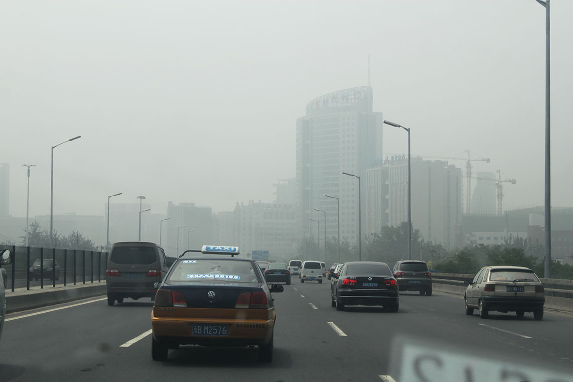 not farms, are likely source of smog-causing ammonia