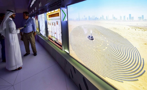ACWA, Shanghai Electric bag contract for 700MW CSP project in Dubai