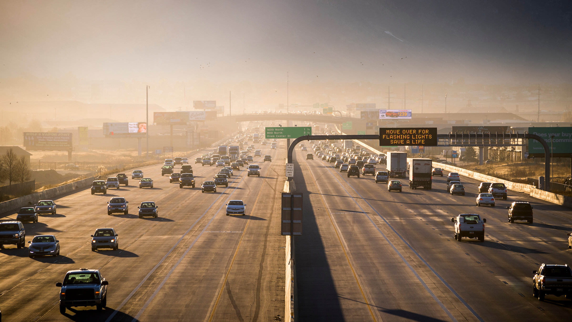 Want safe travels? Find freeways with these features