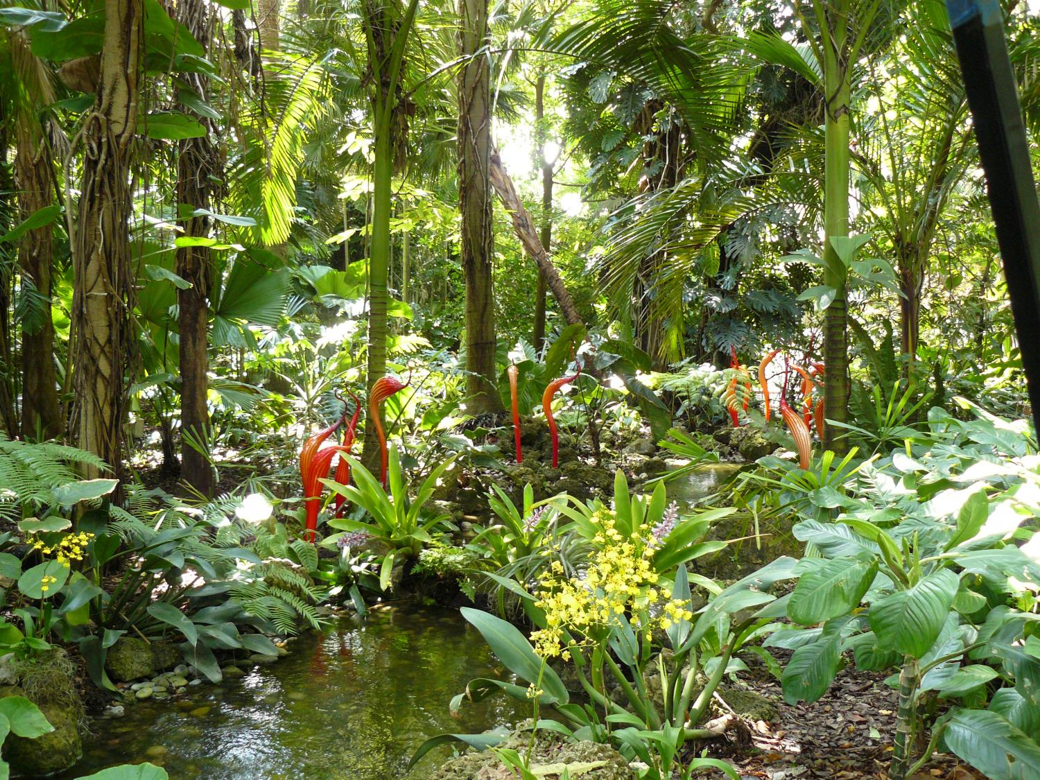 World 39 s botanic gardens contain a third of all known plant - Fairchild tropical botanic garden ...