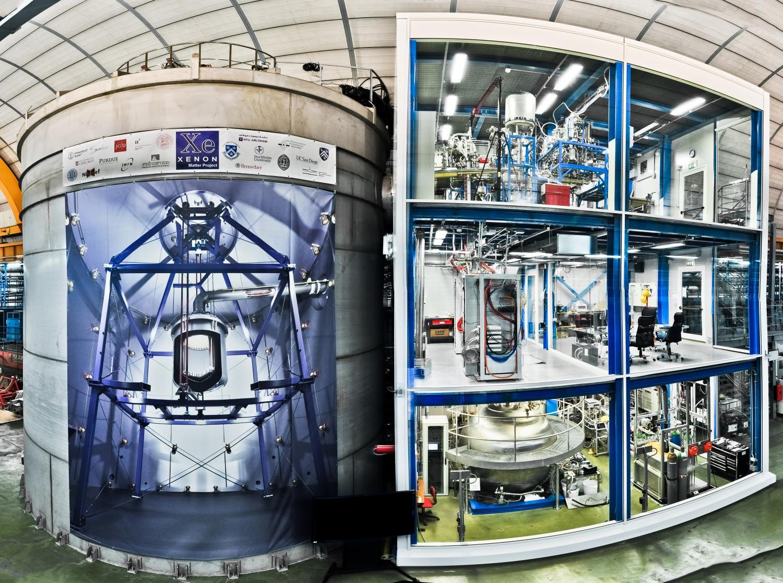 room dark matter detector - photo #5