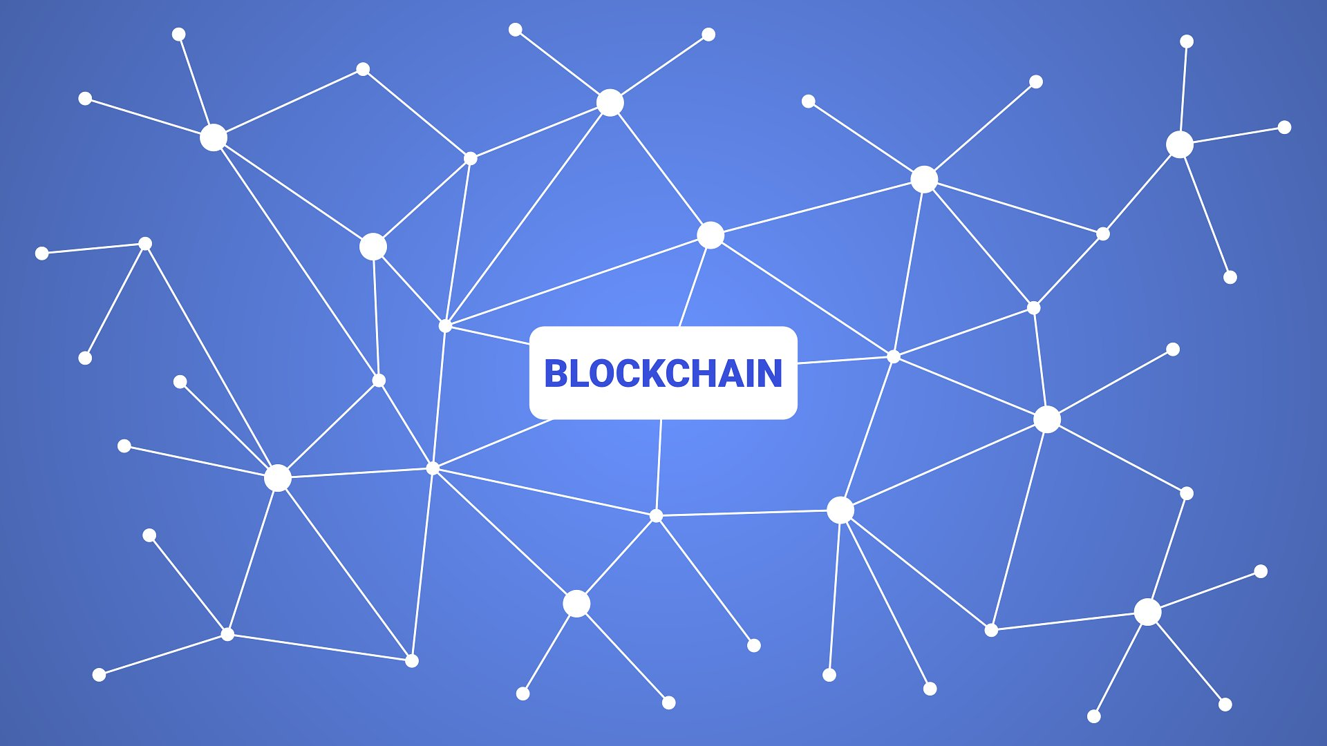 Blockchain: sharing data and breaking with traditional networks